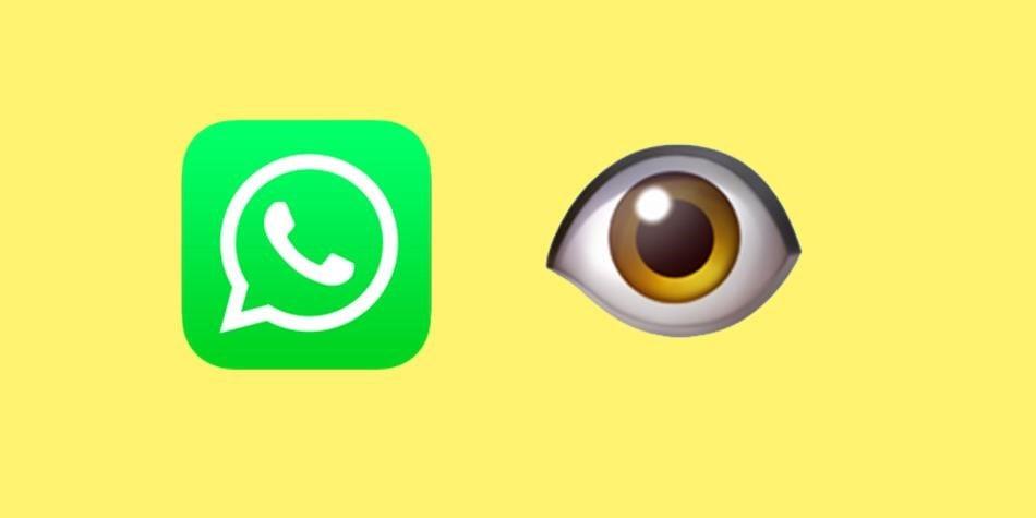 Aterrorizante! Este é o Significado Oculto Do Emoji De Olho Do WhatsApp