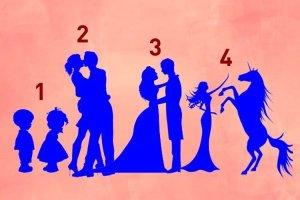 TESTE: Que tipo de amor você acredita no nível subconsciente?