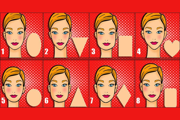 Qual o formato do seu rosto? Descubra 5 fatos sobre sua personalidade