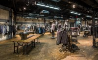 AllSaints iconic style brought to life with bespoke ...