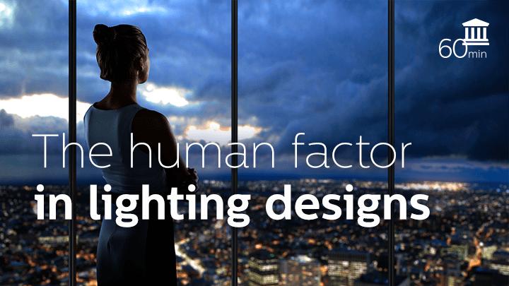 human centric lighting signify