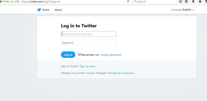 Twitter Login - www.Twitter.com Sign in/Sign Up