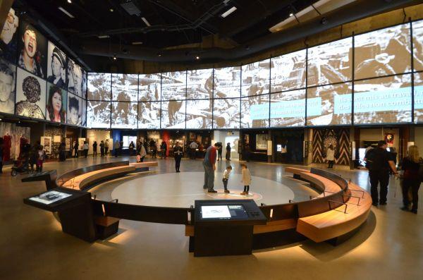Digital Interactive Museum Displays
