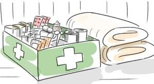Adequately Stocked (First Aid box)