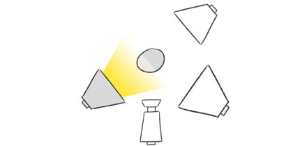 Luce espositiva (di riempimento)