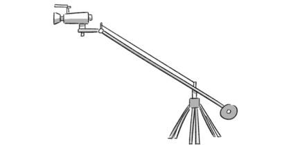 Jib/ mindre kamerakran