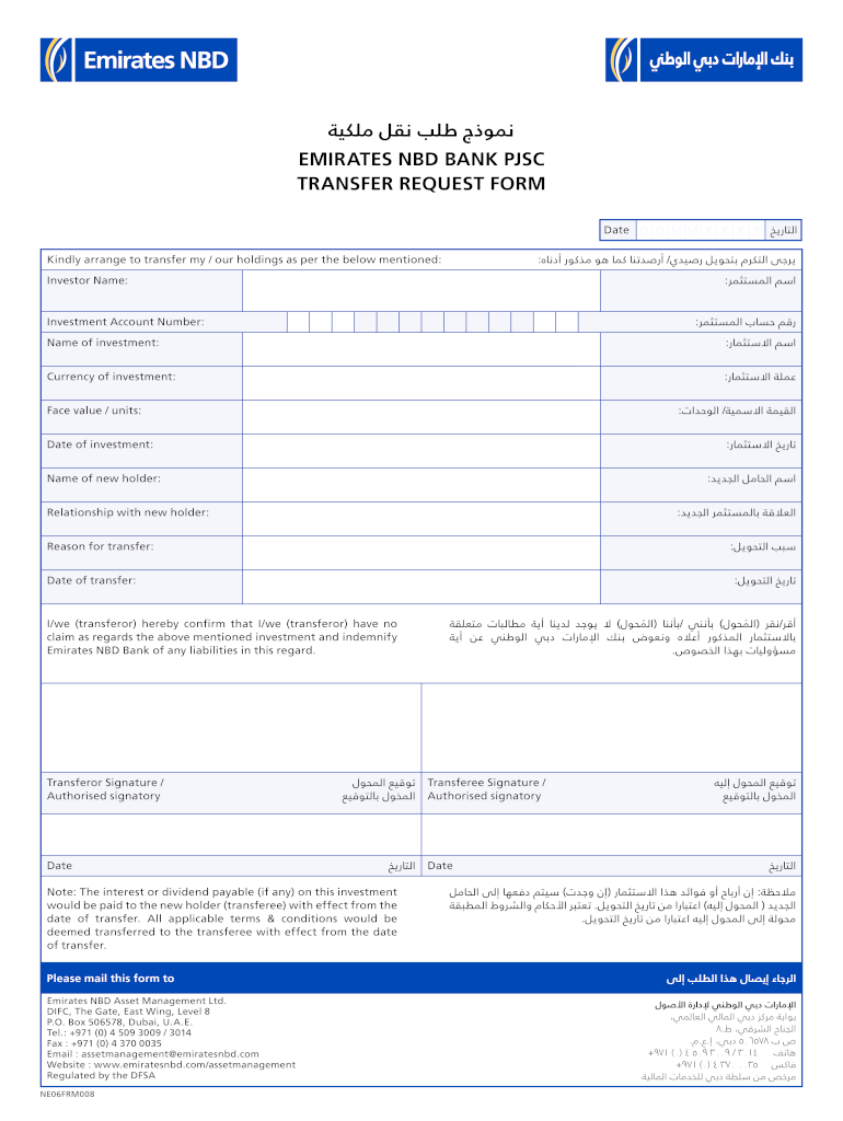 Nbd Forms Fill Out And Sign Printable Pdf Template Signnow