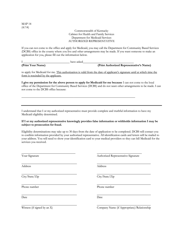 Chfs kentucky - Fill Out and Sign Printable PDF Template ...