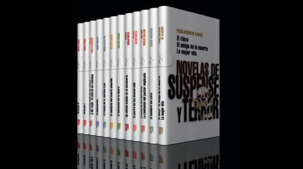 literatura de suspense y terror