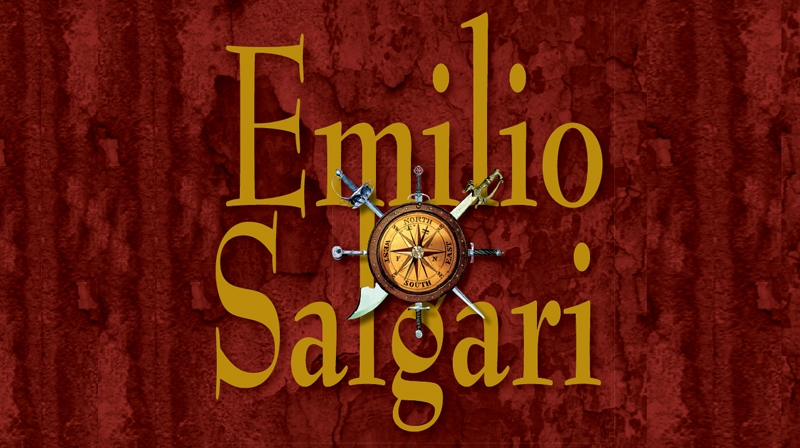 Colección Emilio Salgari banner