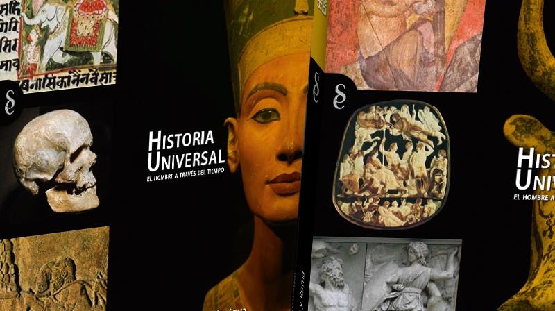 Historia Universal. El Hombre a través del Tiempo