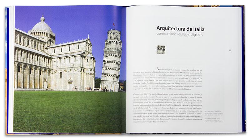 Tesoros de Europa. Arquitectura de Italia