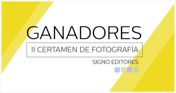 ganadores certamen de fotografia signo editores
