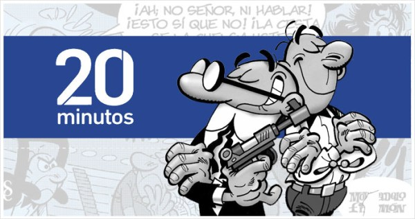 El Club de Lectura del Cómic. Mortadelo y Filemón