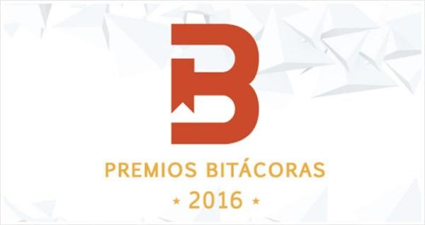 Hablando con Letras en los premios bitácoras