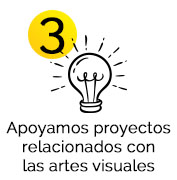 Programa Crisálida artes visuales