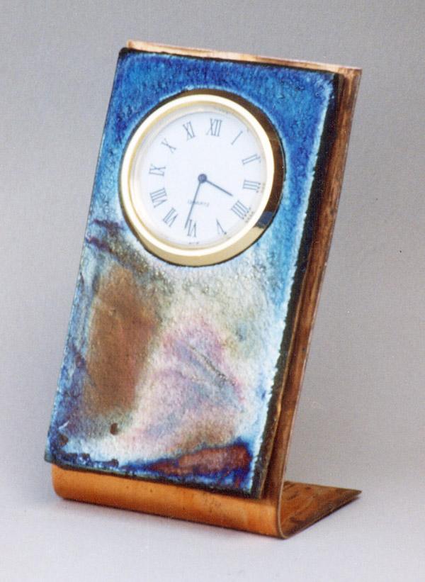 Elaine Yoneoka, Ceramic Desk Clock