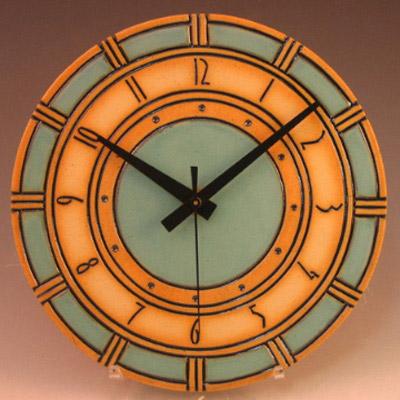 Kingley Weihe Clock