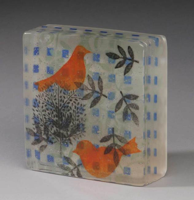 Lora Kudisch Fused Glass