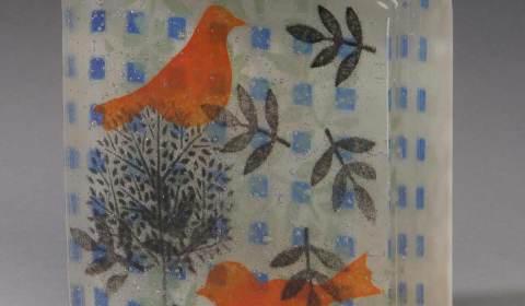 Lora Kudisch Fused Glass