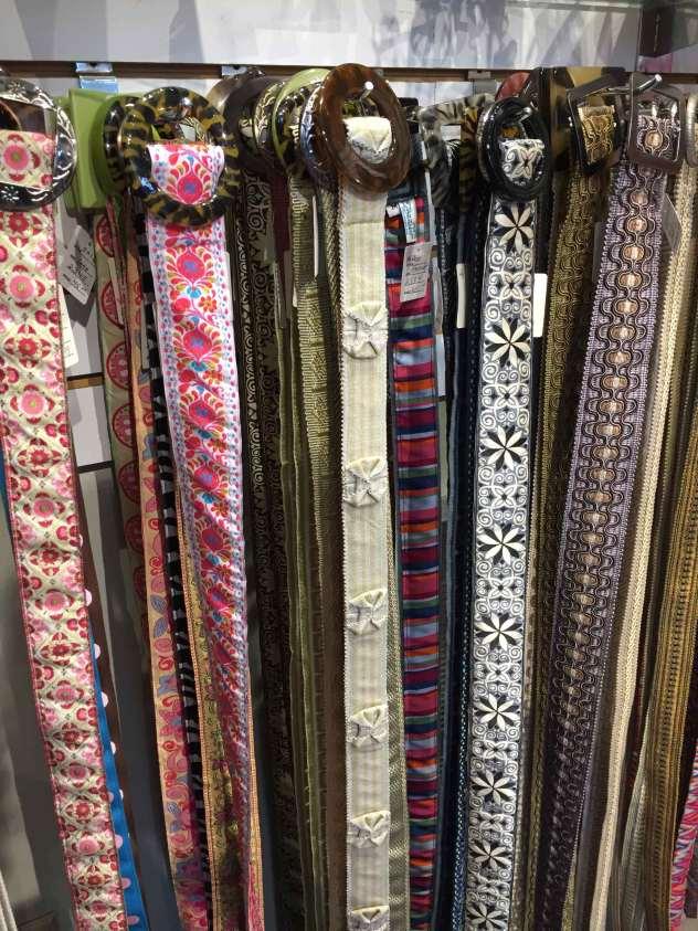 Jan Hurd Reversible Belts