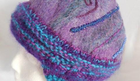 Tornheim Susan Purple Peruvian Hat
