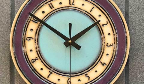 Kingsley Weihe, Clock