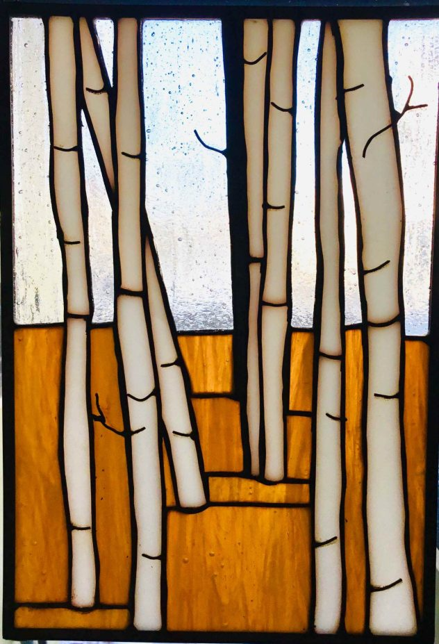 Donna Karl, Stained Glass