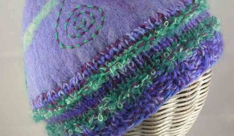 Susan Tornheim, Peruvian Hat