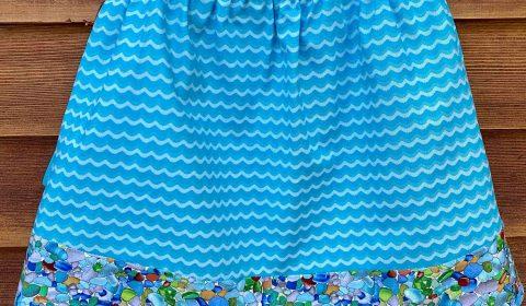 Hellen McMullen skirts for little girls