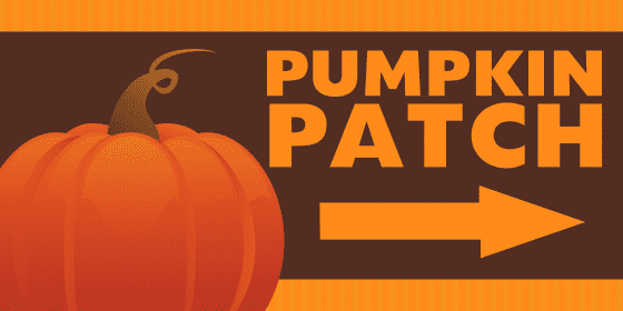 How To Market A Pumpkin Patch For Profit  Signscom