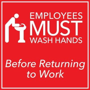 Handwashing Sign Laws For All 50 States  Signscom Blog