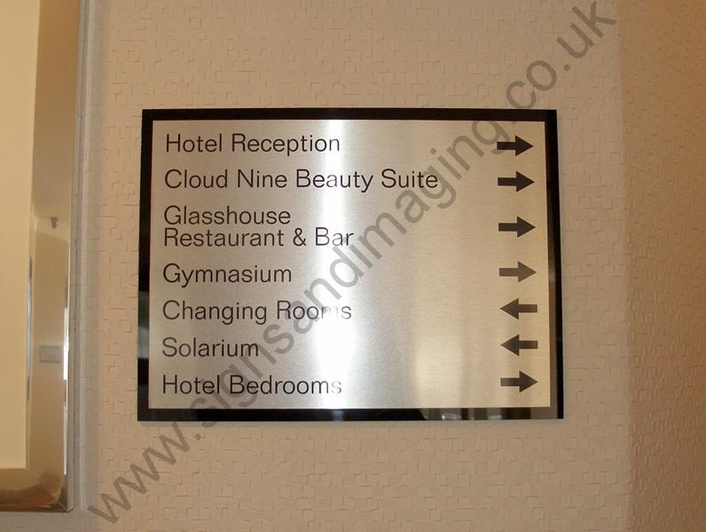 Directional Signs  Signs and Imaging