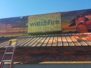 Watchfire LED Message Centers