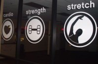 DESIGN CUSTOM GYM AND HEALTH CLUB SIGNAGE ONLINE