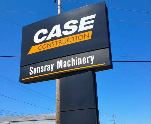 General Contractor Signage