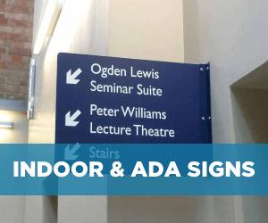 ADA signage Atlanta, ADA signs Alpharetta