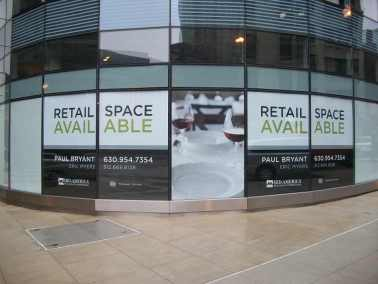Window Sign and Graphics