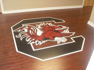 Floor graphics Duluth GA
