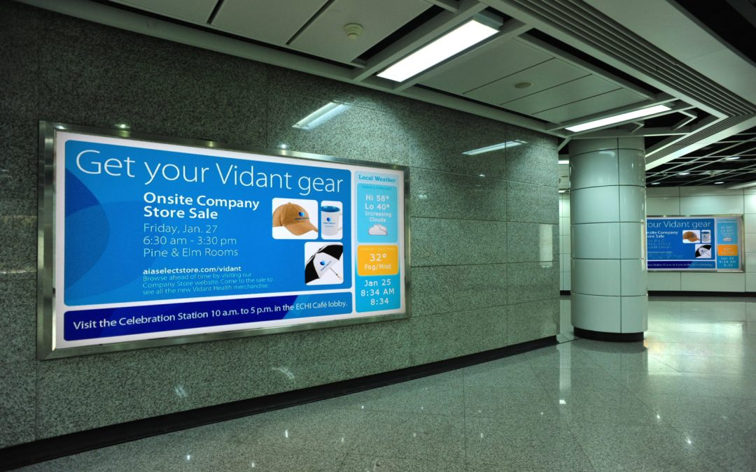 47 Digital Signage Ideas