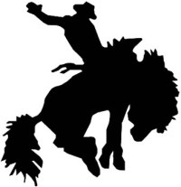 Design Your Own Decal  Popular Decals - Bronc Buster ...