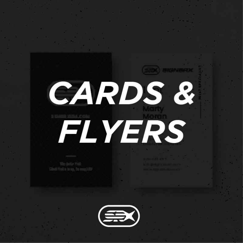 Cards & Flyers