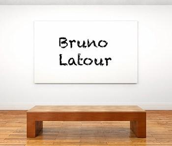 Künstlerbiographie Bruno Latour icon