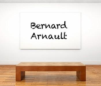 Künstlerbiographie Bernard Arnault icon