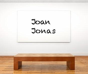 Künstlerbiographie Joan Jonas icon