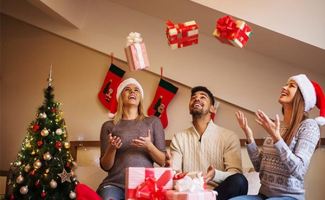 50 Christmas Party Games And Ideas
