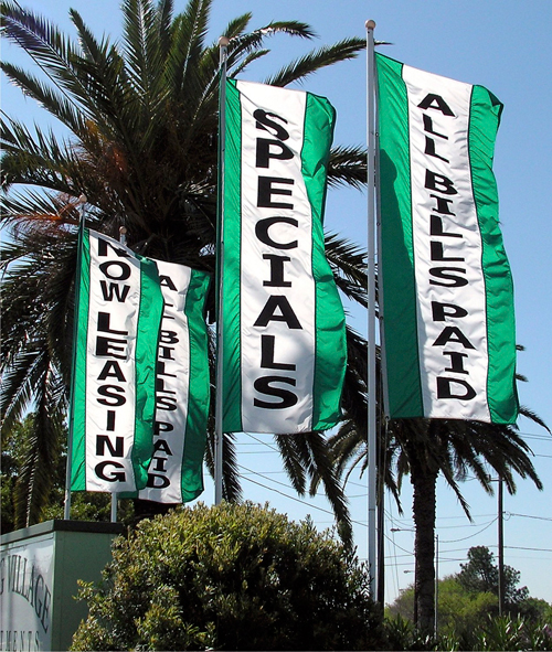 Blvd Flags
