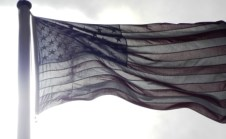 Large United States Flags