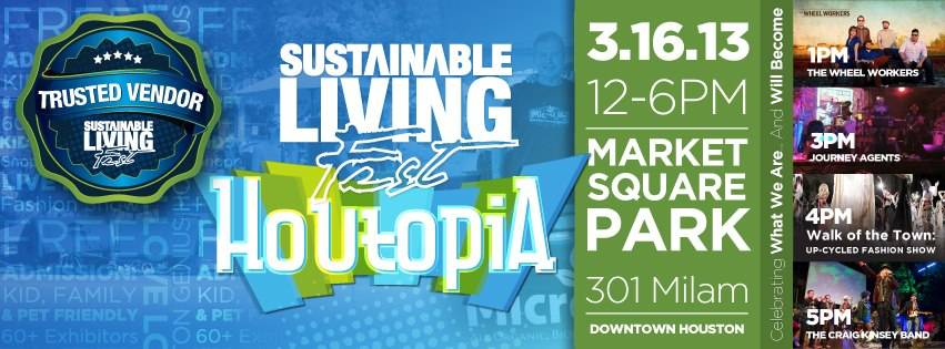 Sustainable Living Fest 2013