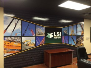 Wall Murals and Conference Room Wrap